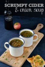 Recipe: Scrumpy Cider & Onion Soup with Welsh Rarebit Croutons