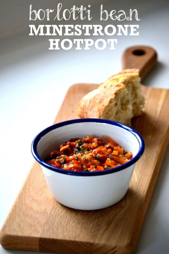 Borlotti Minestrone Hotpot