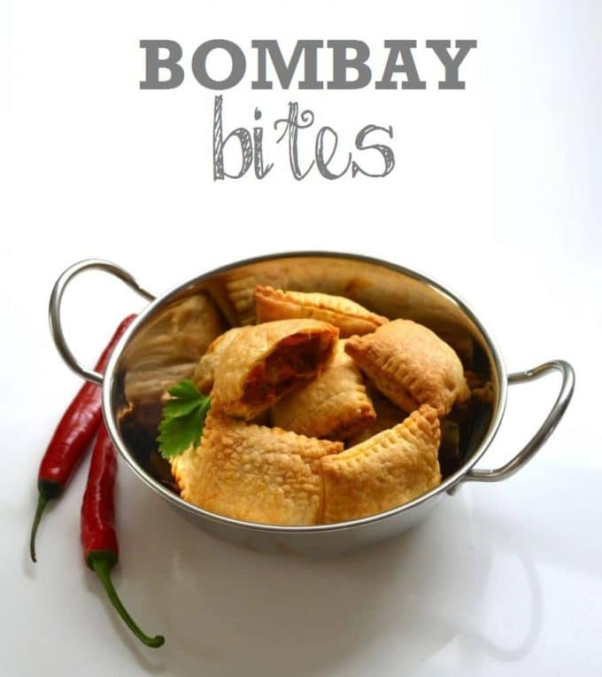 Bombay Bites (Quick Vegan Party Nibbles)