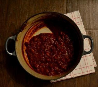 Recipe: Smoky Homemade Baked Beans