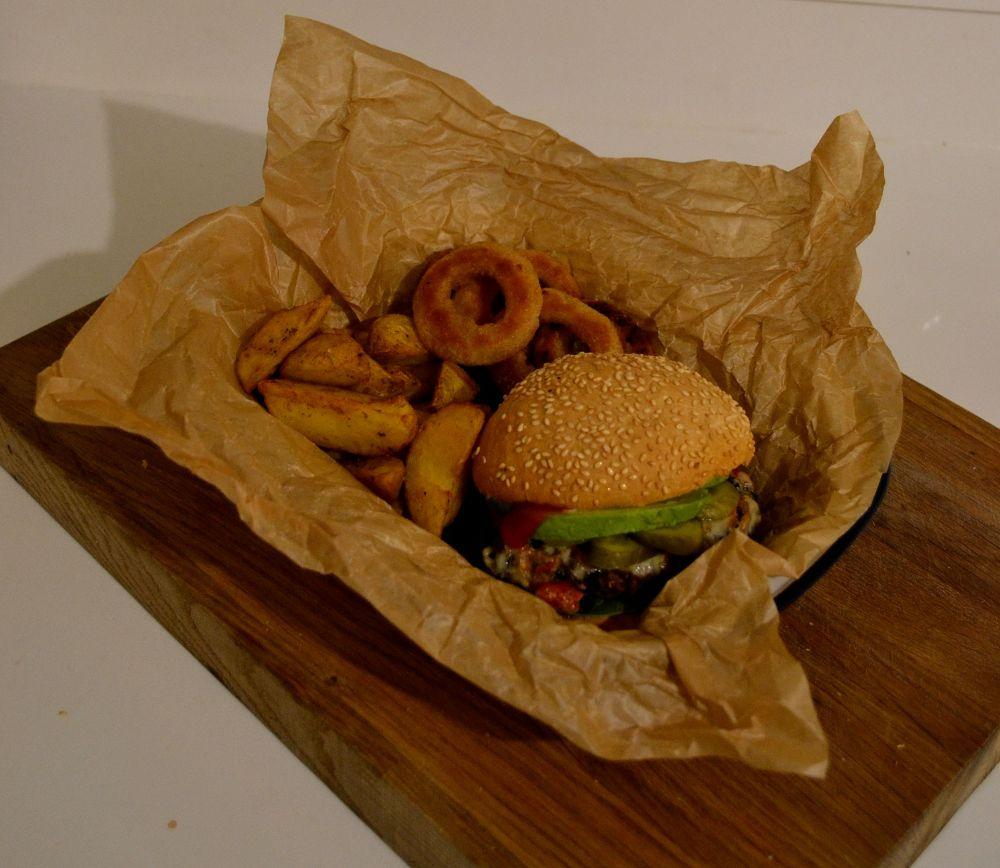 Really Hungry Burger 2