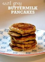Recipe: Earl Grey Buttermilk Pancakes