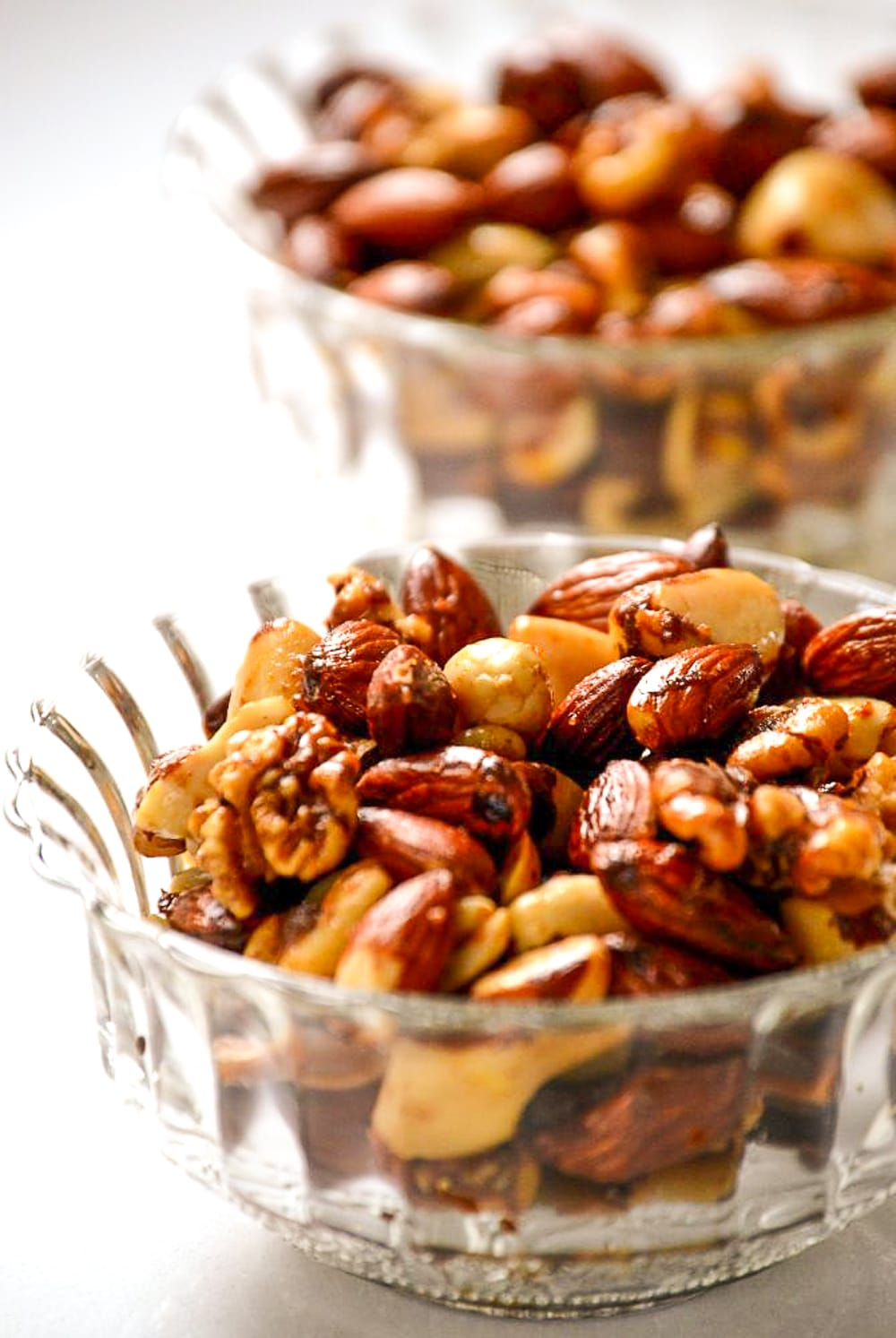 Warm Party Nuts Recipe