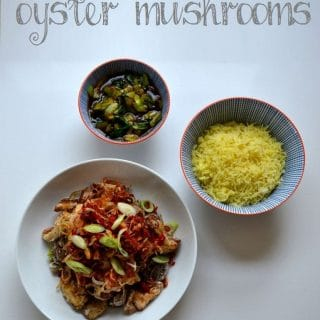 Salt & Pepper Oyster Mushrooms