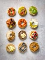 Recipe: Vegan Bagels - twelve tasty toppings