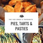 Recipe Roundup: 10 Vegetarian Pie, Tart and Pasty Recipes