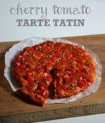 Recipe: Cherry Tomato Tarte Tatin