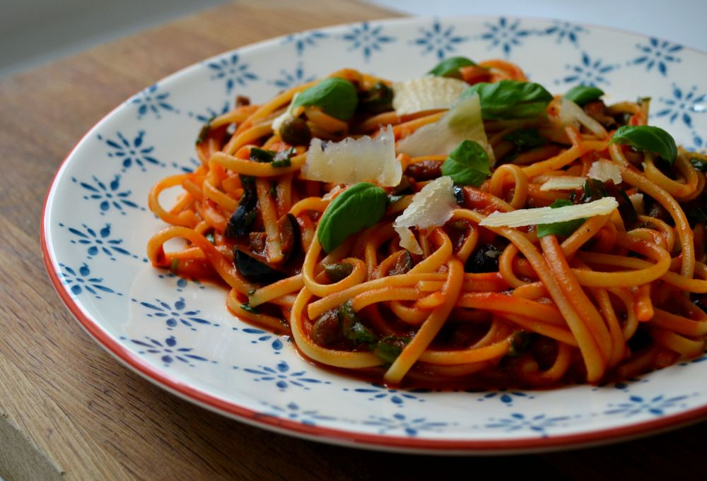 Speedy Spaghetti Sauce 2