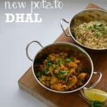 Recipe: Swiss Chard & New Potato Dhal