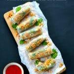 Recipe: Chilli Peanut Vietnamese Rolls