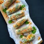 Chilli Peanut Vietnamese Rolls 3