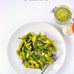 Recipe: Broccoli & Walnut Pesto (and Pasta alla Genovese)
