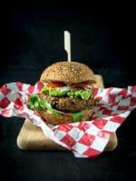 Recipe: Spicy Bean Burger with Marmite & Chilli