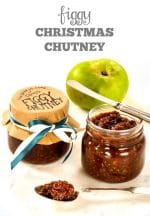 Recipe: Figgy Christmas Chutney