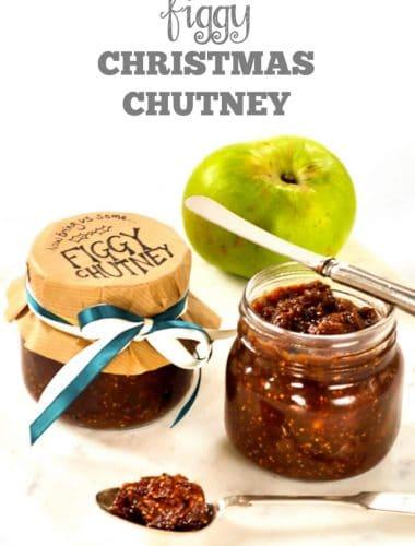 Recipe: Figgy Christmas Chutney