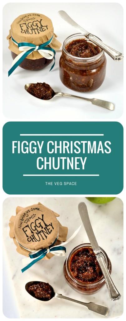 Figgy Christmas Chutney