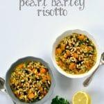 Recipe: Kale & Squash Pearl Barley Risotto (an Optimum ThermoCook recipe)