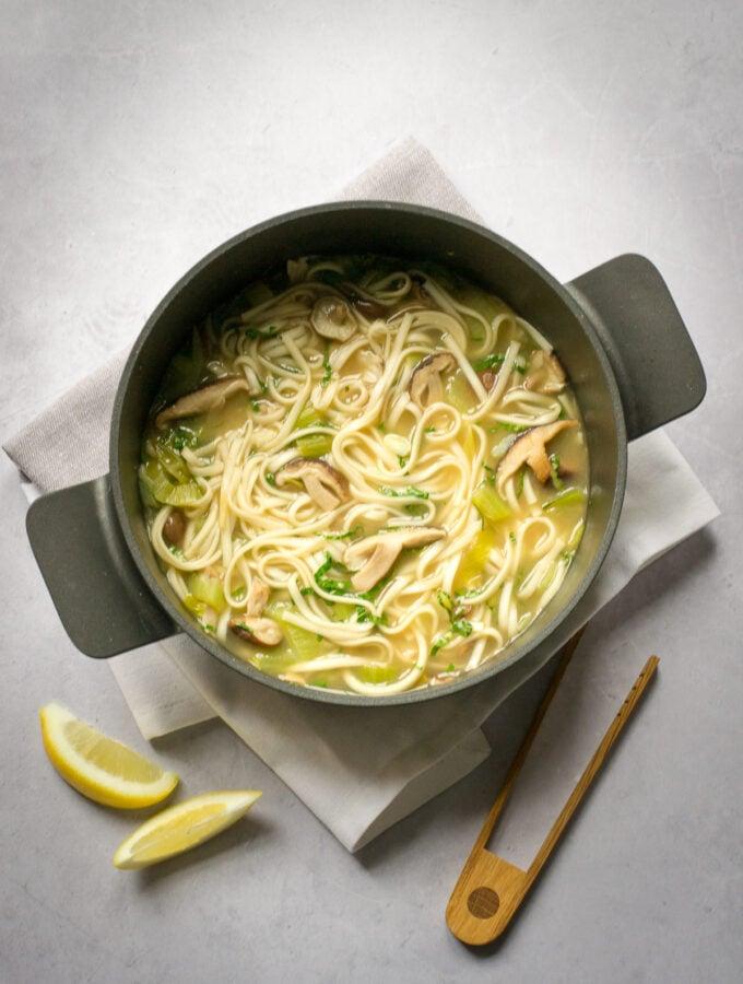 Miso Noodle Soup