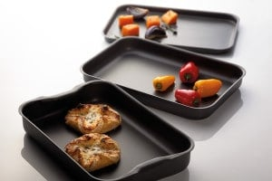 Stellar Hard Anodised Bakeware - Group A