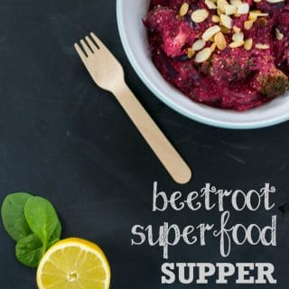 Beetroot Superfood Supper Bowl