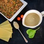 Creamy Vegan Lasagne Sauce