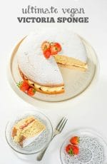 Recipe: Ultimate Vegan Victoria Sponge Cake