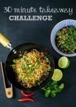 Recipe: Spicy Sesame & Edamame Noodles with Black Bean Tenderstem