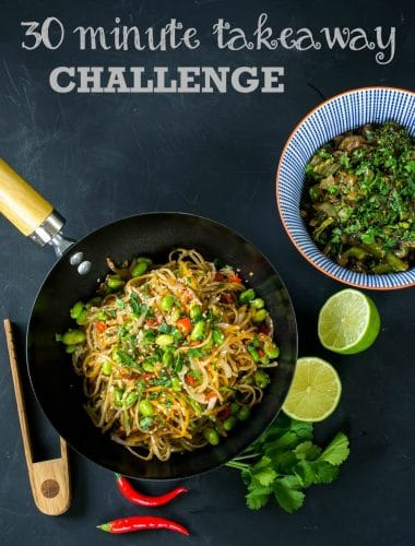 30 Minute Takeaway Challenge