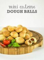 Recipe: Mini Calzone Dough Balls