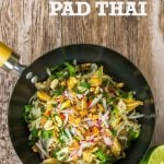 Recipe: Ultimate Vegetarian Pad Thai (& EZ Tofu Press Giveaway RRP £35)