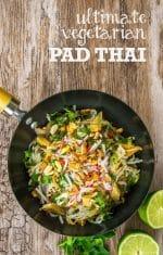 Recipe: Ultimate Vegan Pad Thai Noodles