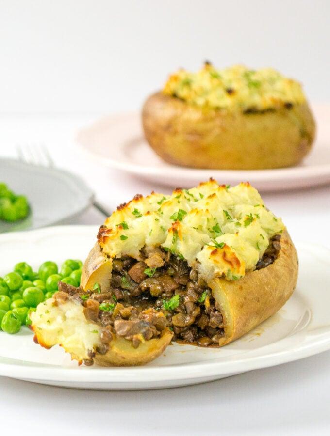 Vegan Jacket Potato