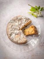 Recipe: Vegan Apple Cake with sultanas