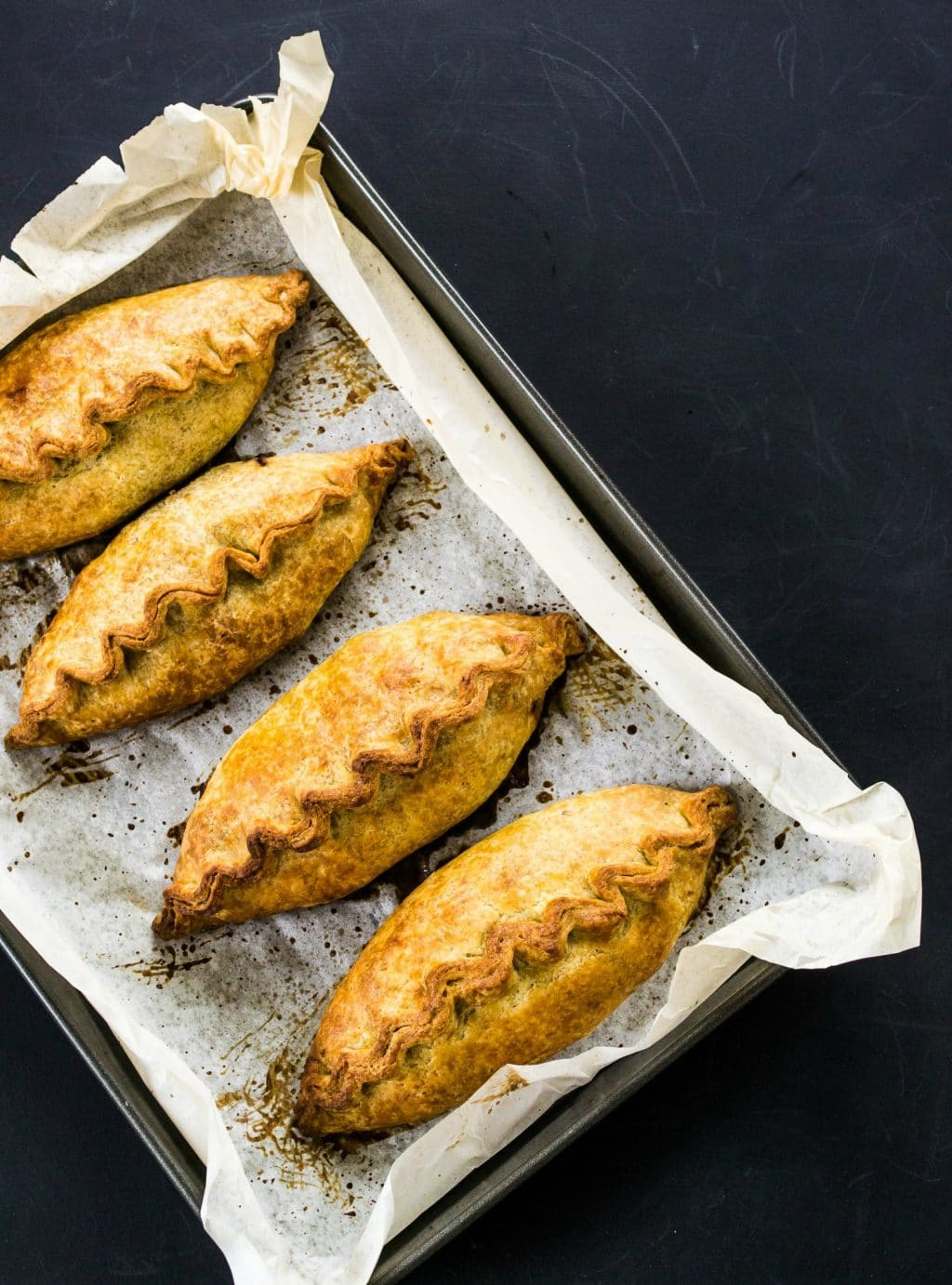 Vegan Pasty