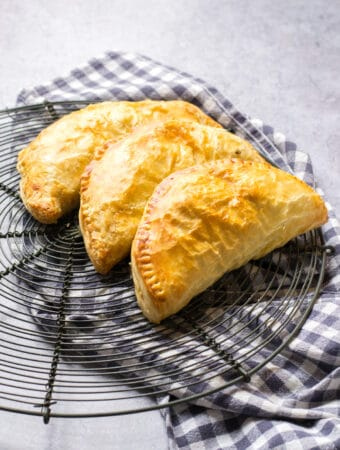 Vegan Pasty Recipe