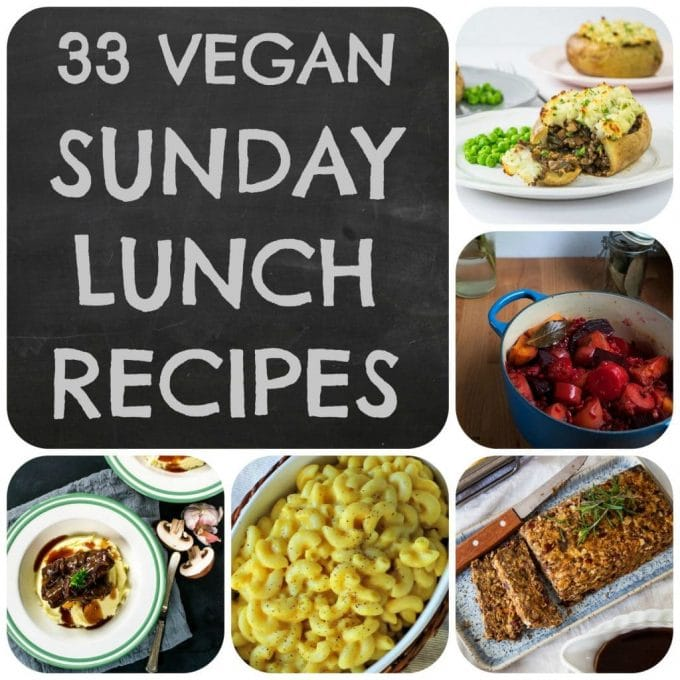 33 Vegan Sunday Lunch Recipes you need to know about      - The Veg