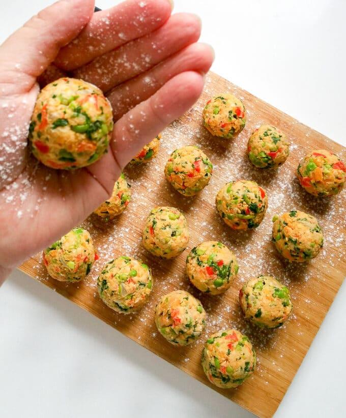 Ikea Veggie Balls Recipe