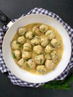 Recipe: Grönsaksbullar (Swedish Vegan Meatballs)