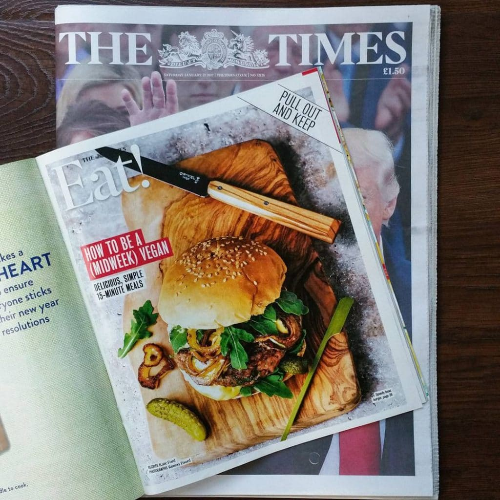 Press media the veg space supplement how to be a midweek vegan forumfinder Image collections