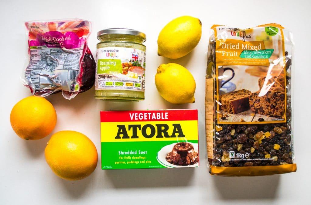 Easy Beetroot & Hazelnut Mincemeat   Vegetarian & Vegan