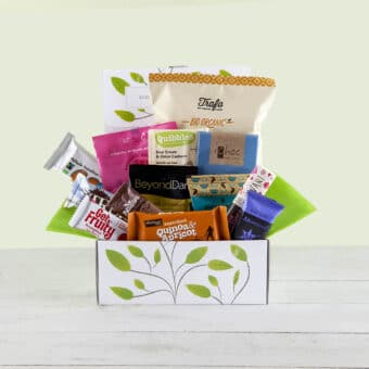 Vegan Chocolate Hamper Gift Box