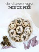 Recipe: The Ultimate Vegan Mince Pies (with Cream 'Cheese' Pastry)