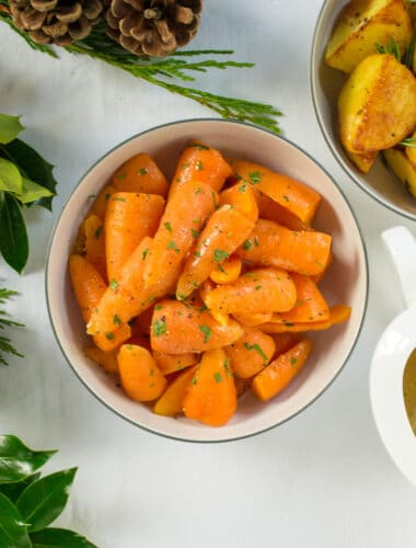 Christmas Carrots
