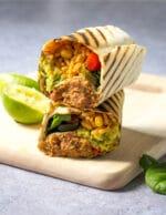 Recipe: Chilli Bean Vegan Burritos