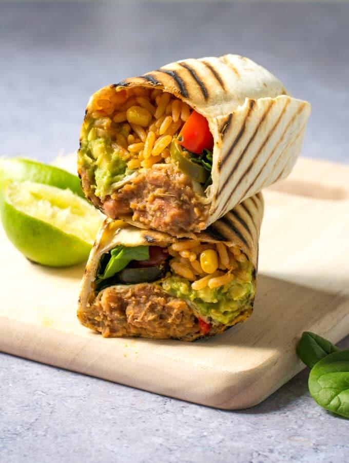 Chilli Burrito