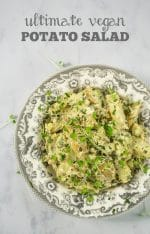 Recipe: The Ultimate Vegan Potato Salad