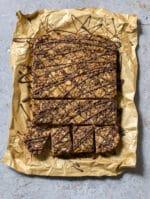 Recipe: Vegan Flapjacks with chocolate chips and macadamia nuts