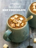 Recipe: Ultimate Vegan Hazelnut Hot Chocolate