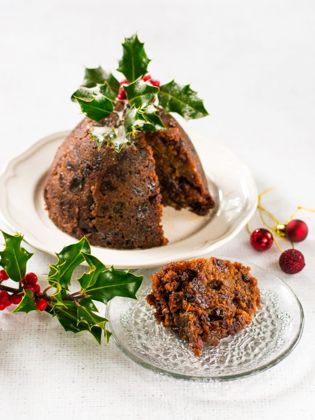 Ultimate #Vegan Christmas Pudding