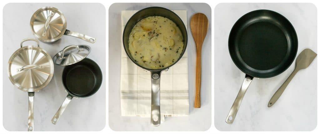 Circulon 4 piece pan set giveaway